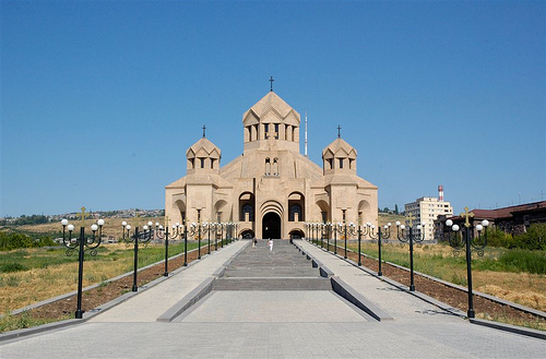 Gregory the Illuminator Cathedral